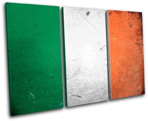Abstract Irish Ireland Maps Flags - 13-1172(00B)-TR32-LO